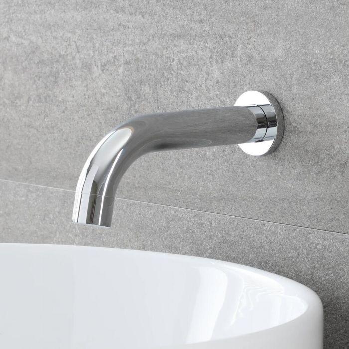 Milano Mirage - Wall Mounted Basin or Bath Spout - Chrome