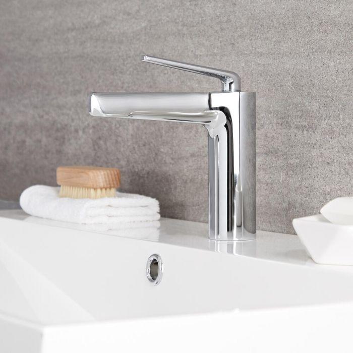 Milano Vora - Mono Basin Mixer Tap - Chrome