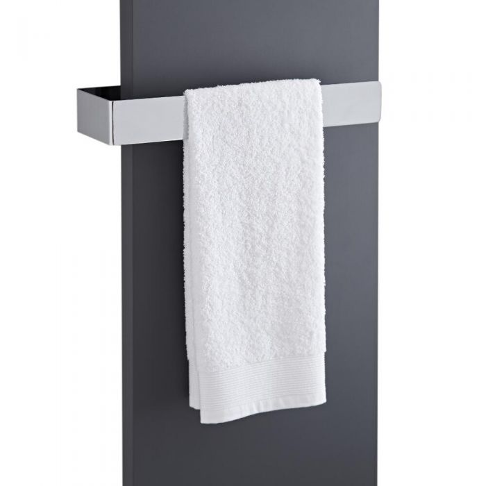 Milano - Wall Mounted Towel Rail - 420mm x 60mm