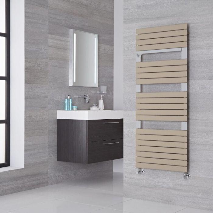 Lazzarini Way Torino - Mineral Quartz Designer Heated Towel Rail - 1360mm x 550mm
