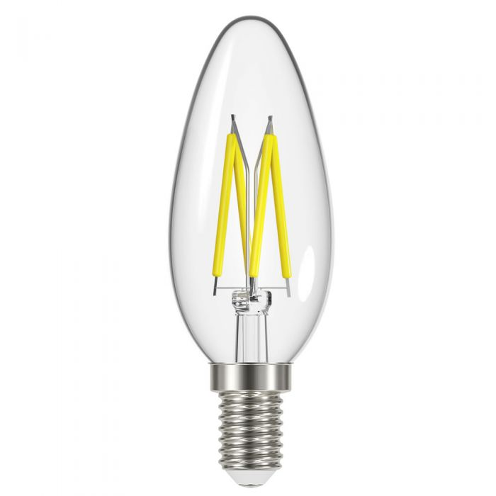 Energizer LED 5W E14 Dimmable Filament Candle