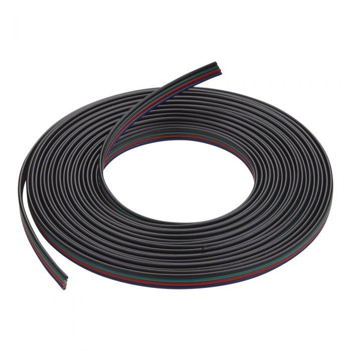 Biard LED 5m 4 Core Wire