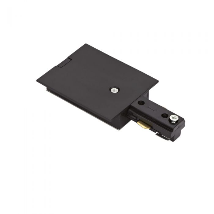 Biard Recessed Power Connector - Black