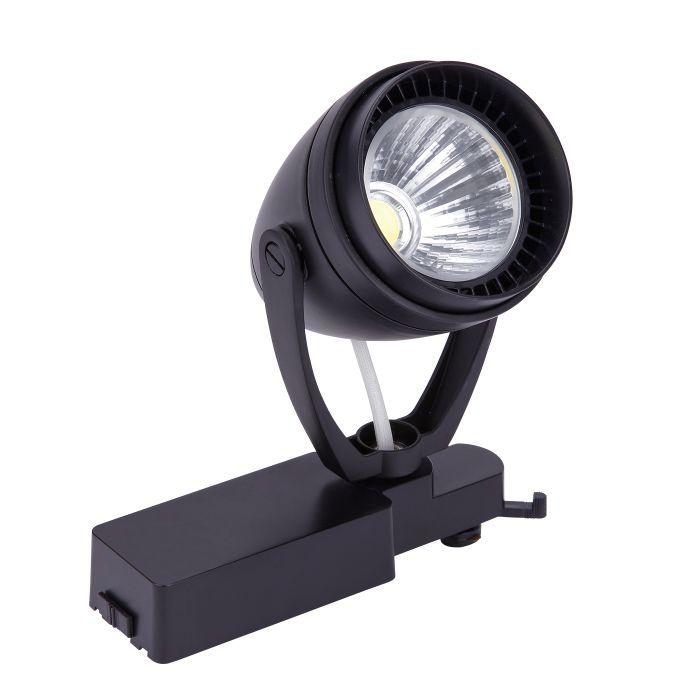 Biard LED 12W Track Light - Black