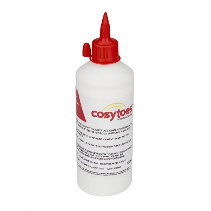 Cosytoes -  Adhesive Primer Solution 500ml