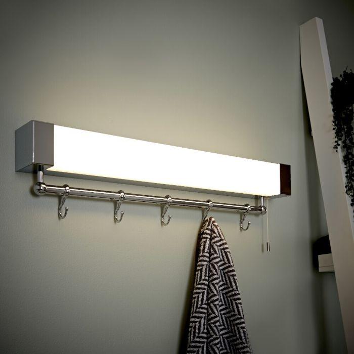 Milano Tanana LED Bathroom Shelf/Rail Light