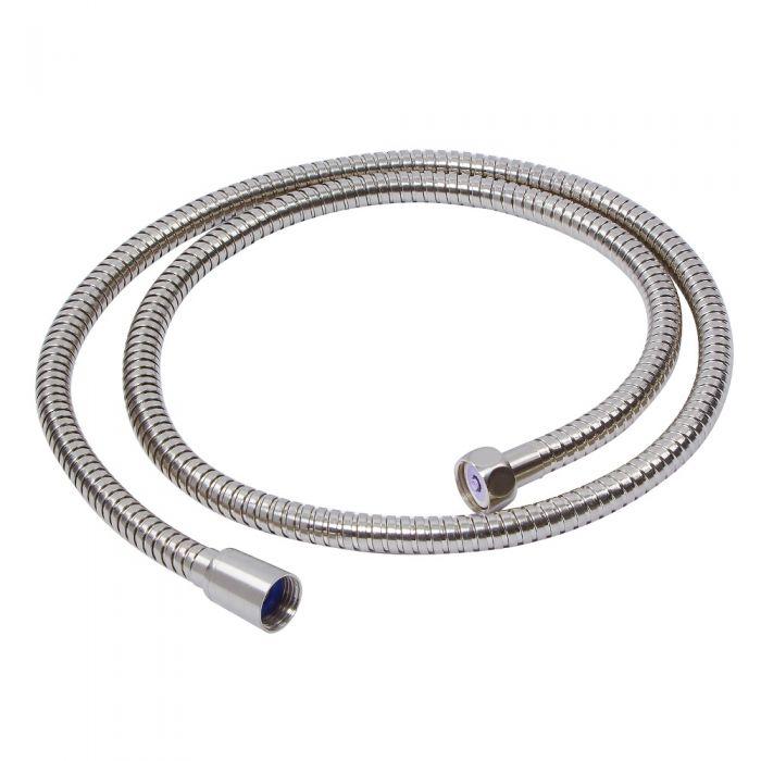 Milano Hunston - 1.5m Shower Hose - Brushed Nickel