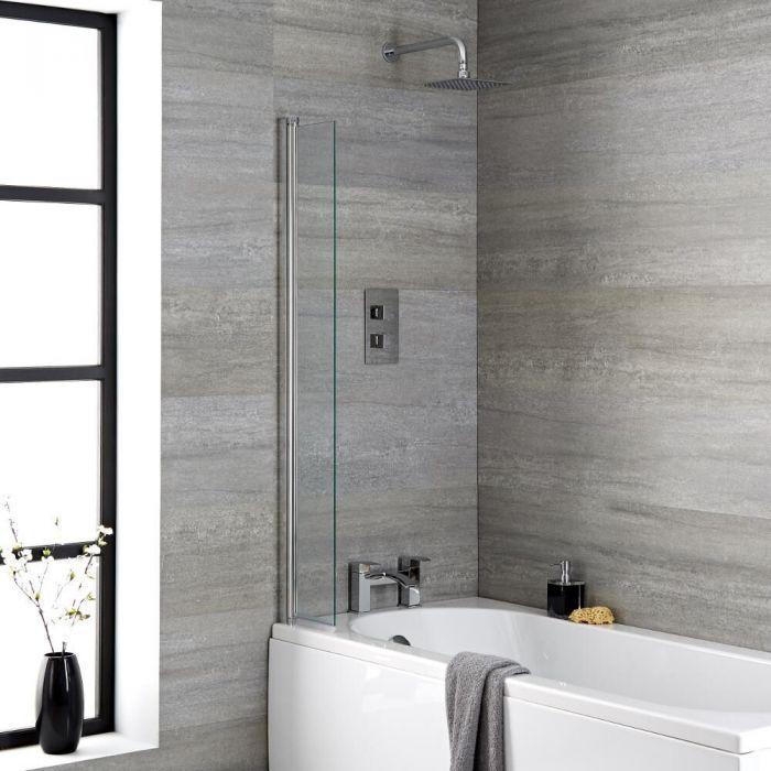 Milano Portland - Splash Shower Guard Bath Screen