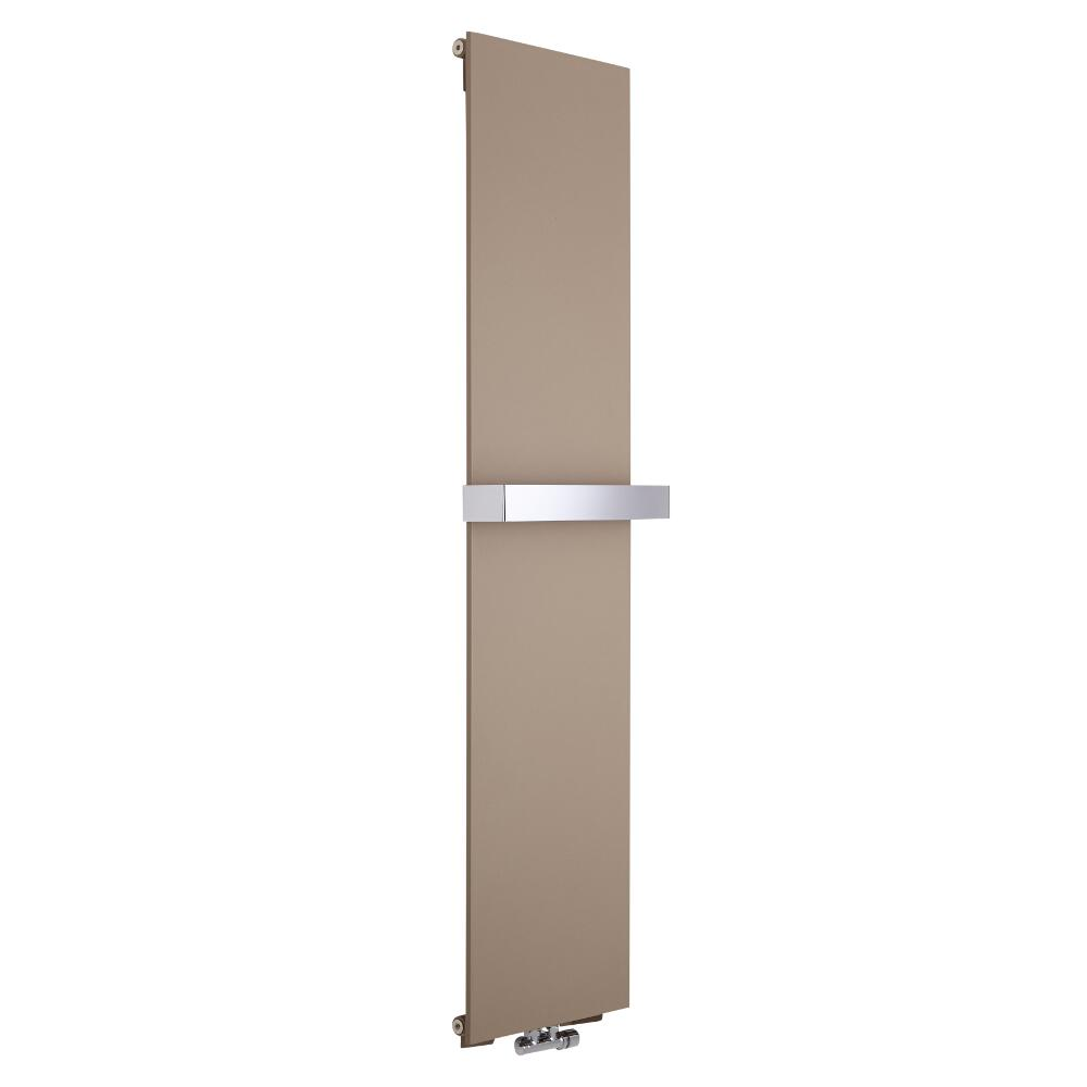 Lazzarini Way - Ischia - Mineral Quartz Vertical Designer Radiator - 1800mm x 450mm