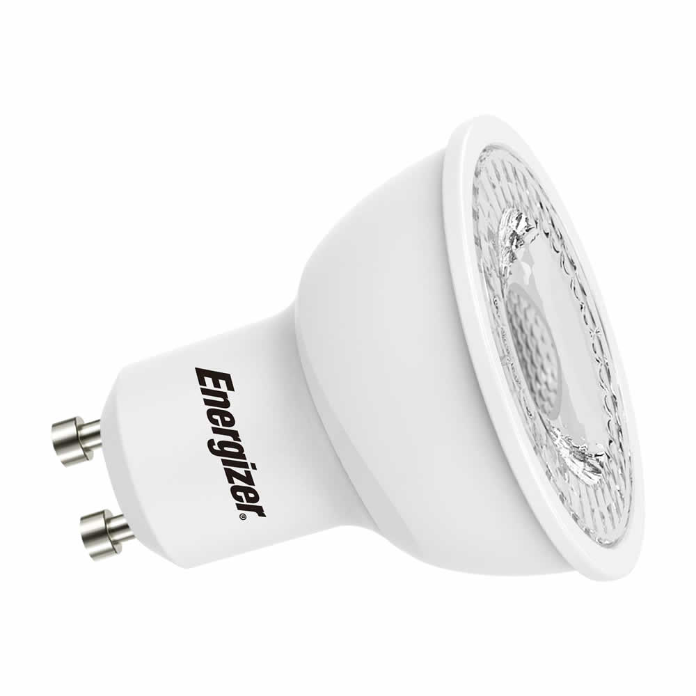 Energizer LED 5W GU10 Spotlight - 4 Pack
