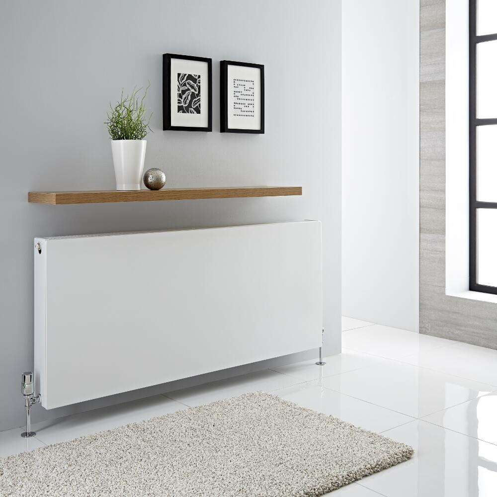Milano Mono- Double Flat Panel Convector Radiator - 600mm x 1400mm (Type 22)
