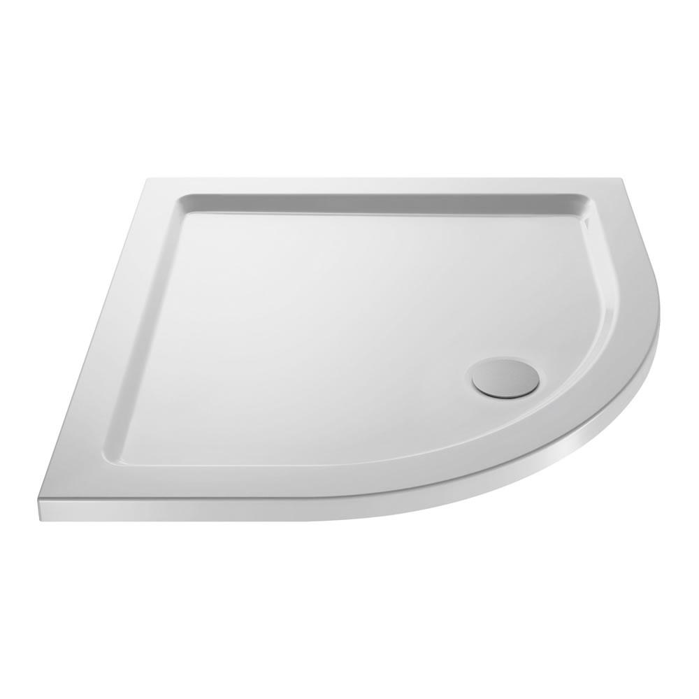 Pearlstone Quadrant shower tray 1000 x 1000mm