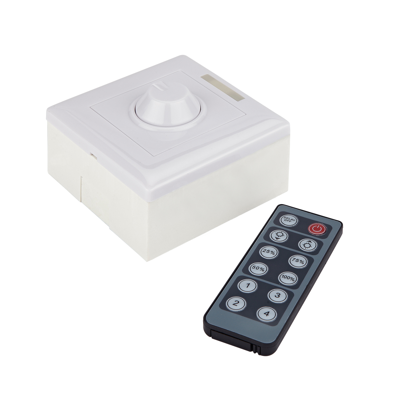 Biard Dimmer Controller with Remote for LED Strip Lights