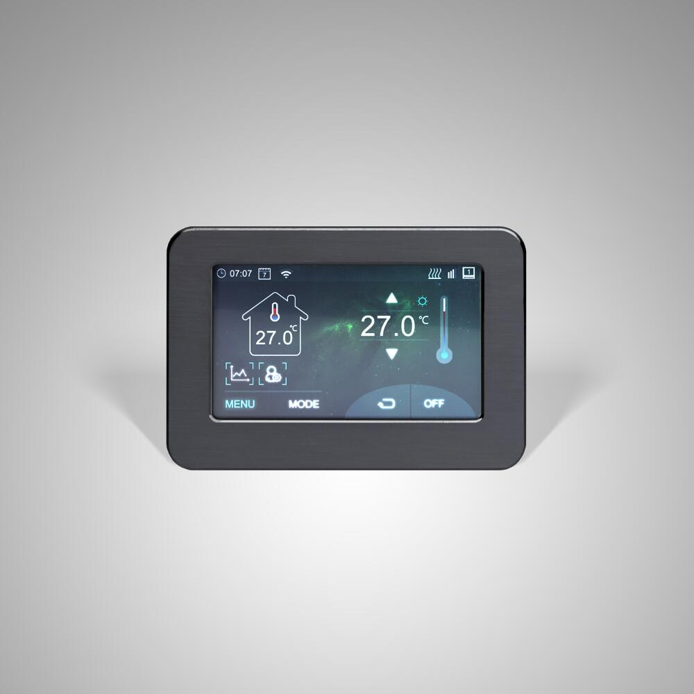 Milano Connect - Electric Heating Wi-Fi Touchscreen Thermostat