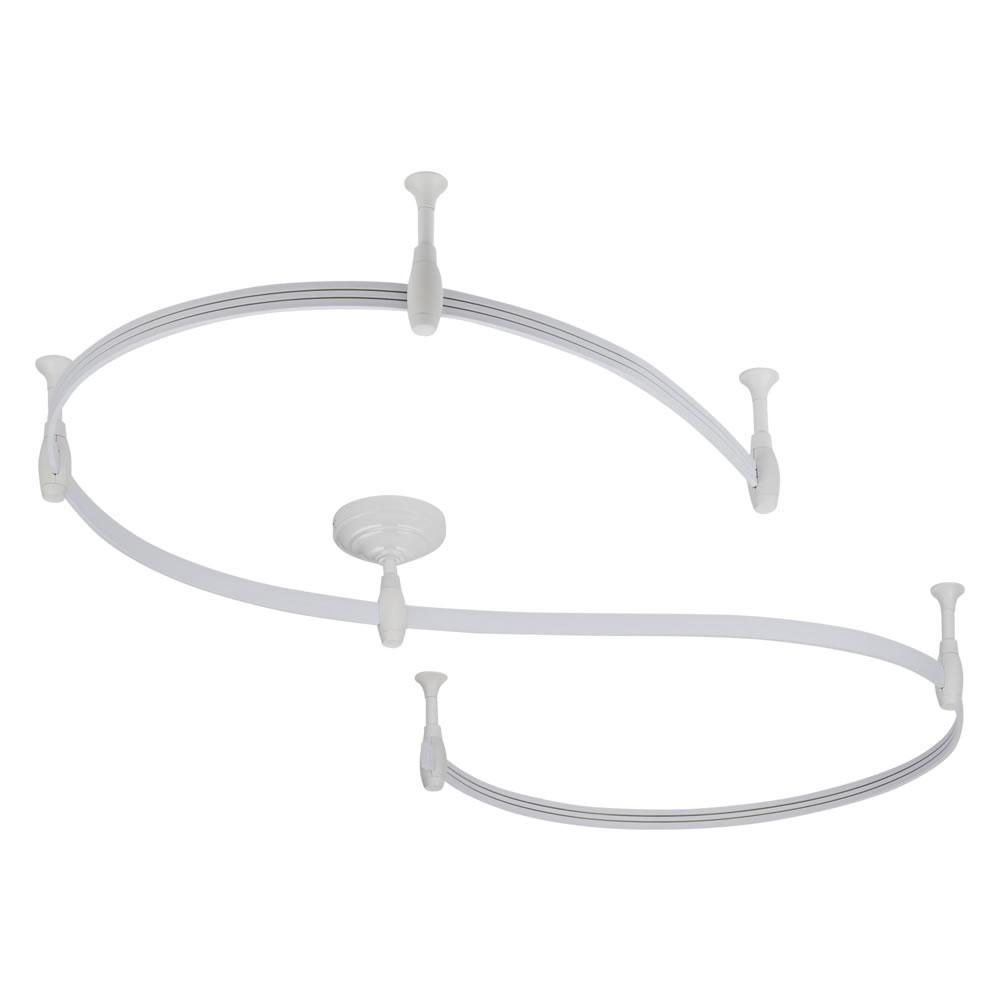 Biard 3m Flexible Track - White