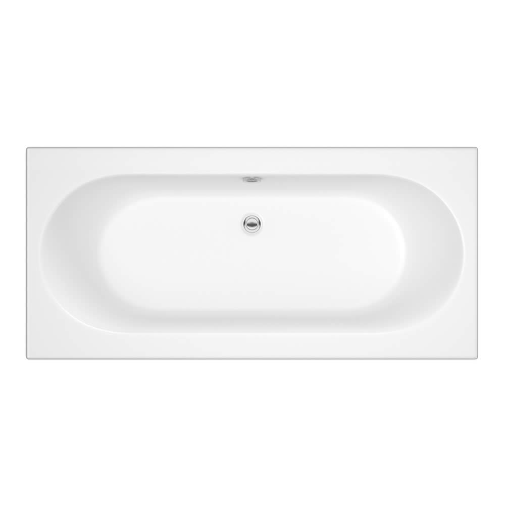 Milano Mineral Double Ended Bath - Choices of Sizes