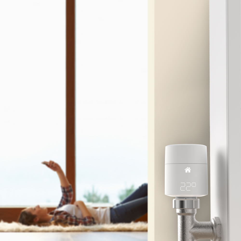 Tado - Smart Radiator Thermostat - Vertical