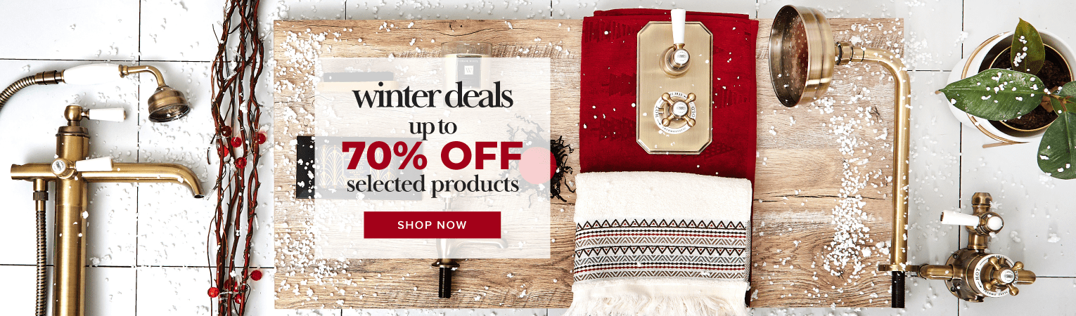 Winter Deals Up to 70% off selected products