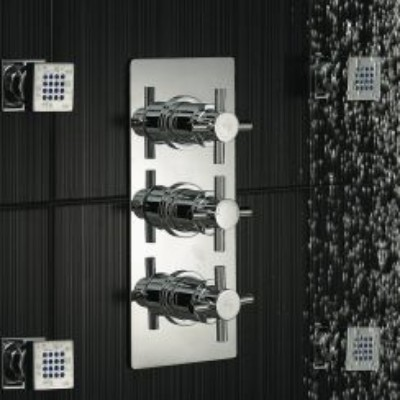 3 Outlet Valves