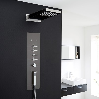Concealed Shower Towers