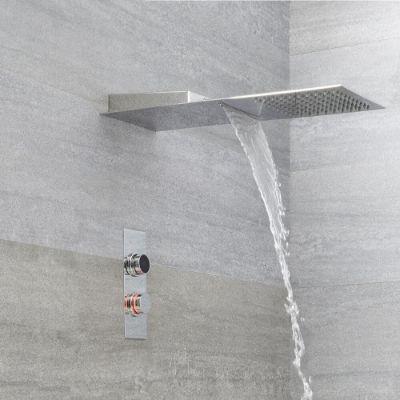 Digital Concealed Showers