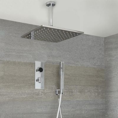 Digital Showers with Handset