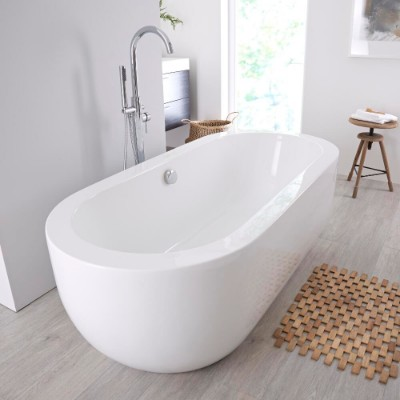 Modern Baths Traditional Freestanding