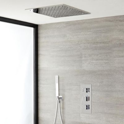 Modern Simple Showers