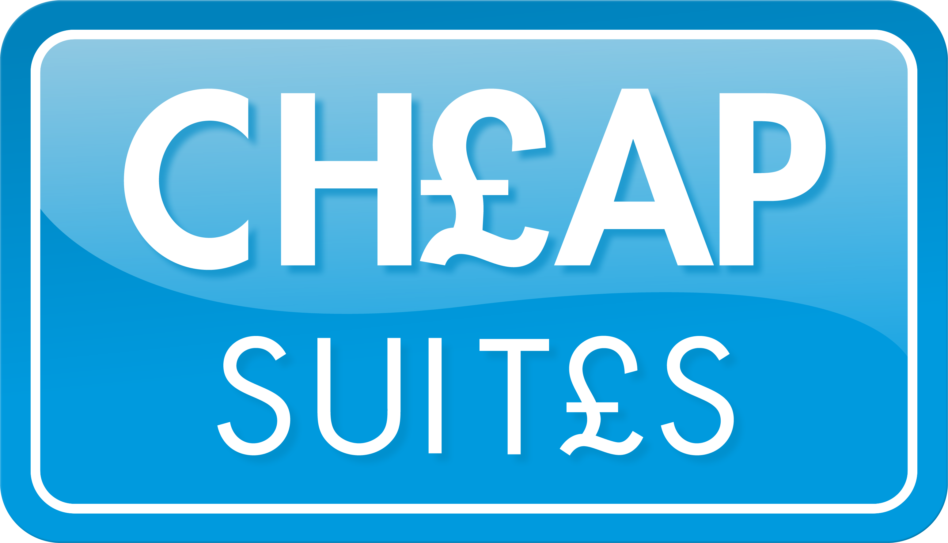 CheapSuites Logo