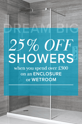 showers and enclosures deals