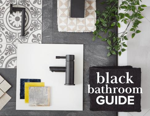BLACK BATHROOM GUIDE